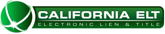 Electronic Lien and Title in California.